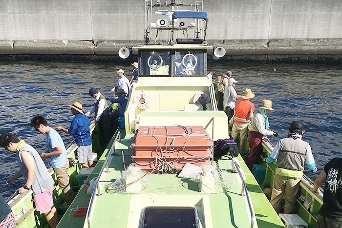 東京湾 釣船 新明丸 乗合船