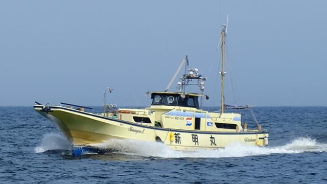 東京湾 横浜 鶴見 新明丸 釣り